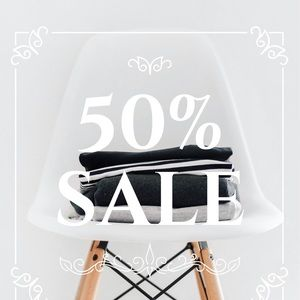 Sale off 50% | FLASH SALE